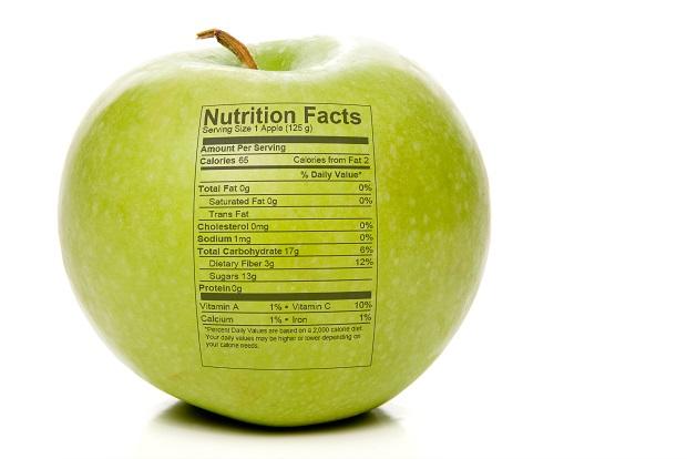 Impariamo a fare la Spesa: Le tabelle nutrizionali