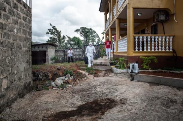 Ebola emergency