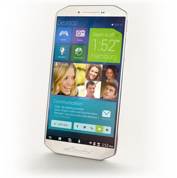 Linshof i8: un super-Android ma dal prezzo contenuto
