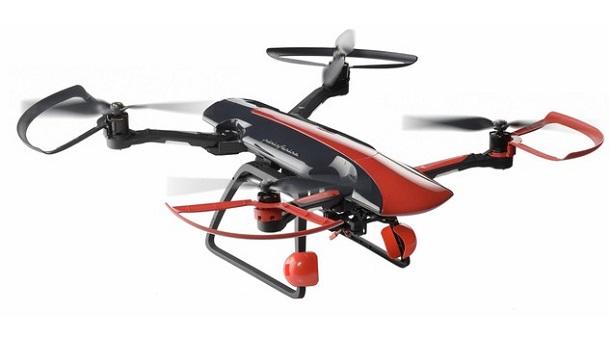 Sky Rider Drone, costruiscilo con le tue mani