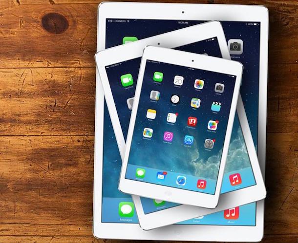 iPad Pro: primi dettagli sulla stylus