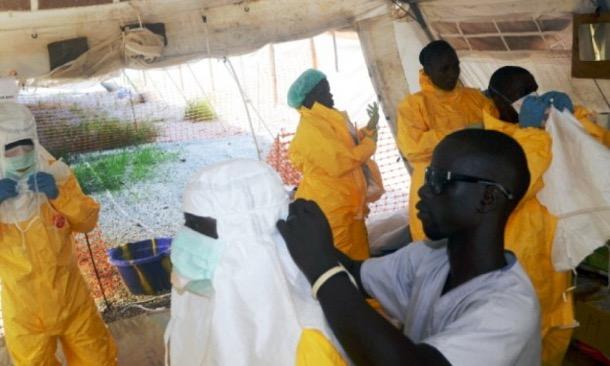 ebola sperimentazione vaccino