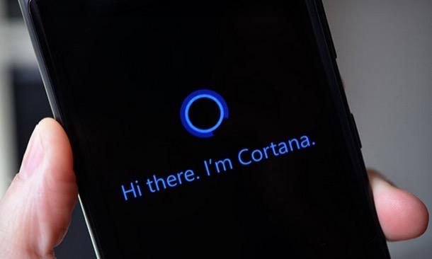 Microsoft annuncia Cortana per iOS e Android