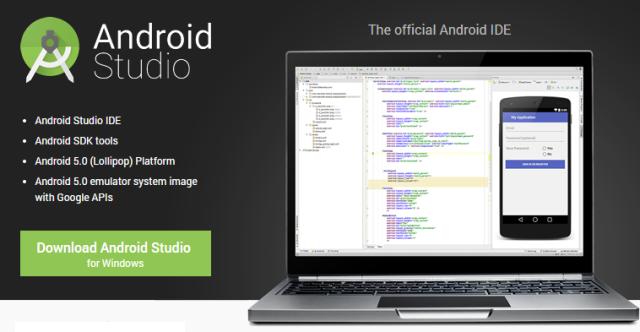 Android Studio, disponibile la prima release stabile