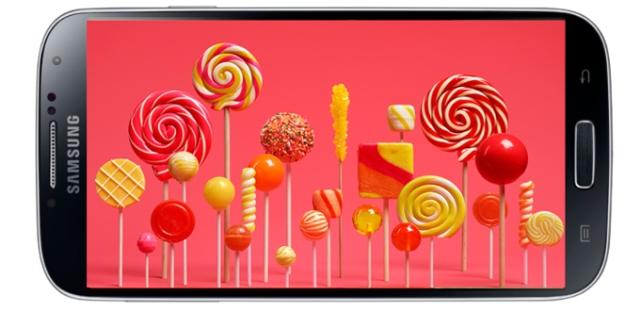 Samsung, S5 LTE-A, S4, Note 3 e 4 riceveranno Lollipop ad inizio 2015
