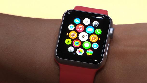 Companion: novità dell'applicazione di iOS 8.2 per controllare l'Apple Watch