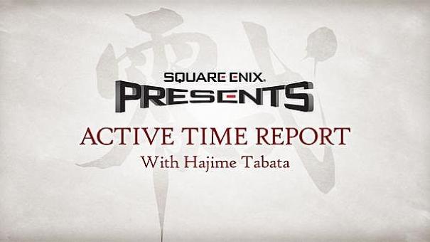 Square Enix programma un Active Time Report con Hajime Tabata, director di Final Fantasy XV