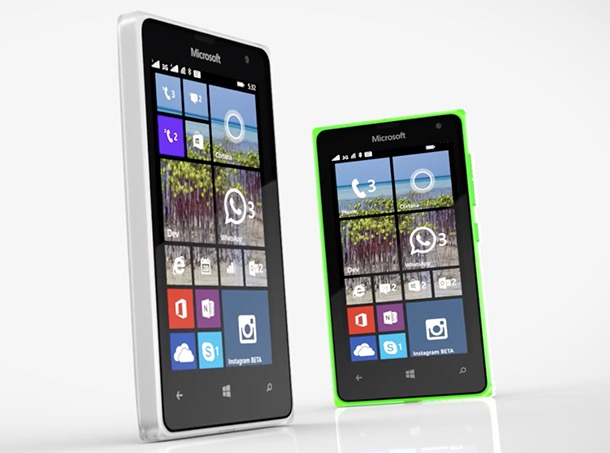 Lumia 435 e Lumia 532: i due nuovi low-cost di Microsoft