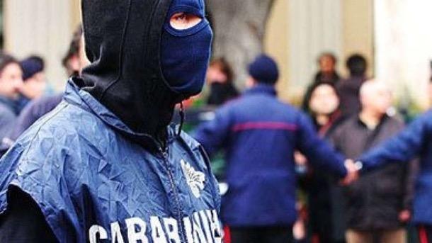 arresti mafia emilia