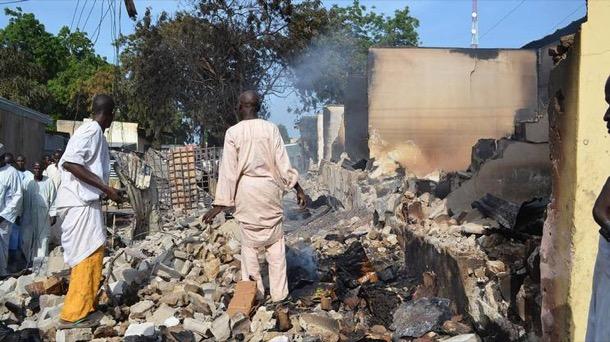 nigeria attentati