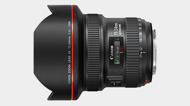 Canon EF 11-24 f/4L USM: nuovi dettagli sulle caratteristiche tecniche