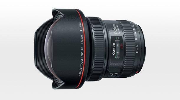 Canon EF 11-24mm f / 4L USM: ufficiale il nuovo zoom ultragrandangolare