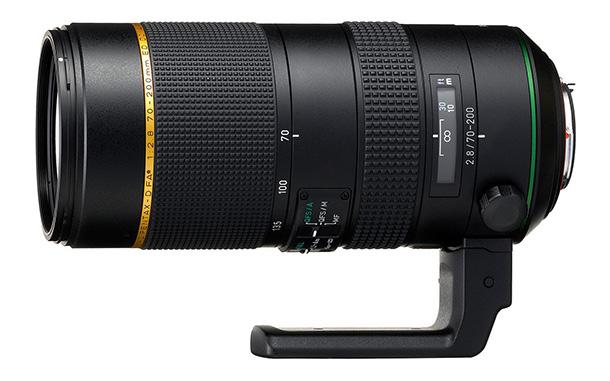 HD Pentax-D FA 70-200mm F2.8ED DC AW