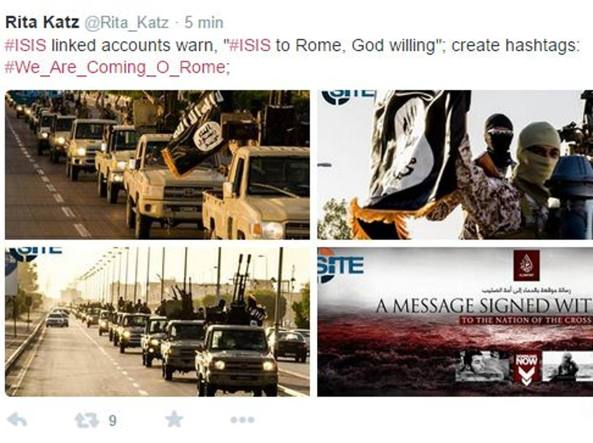 ISIS Roma