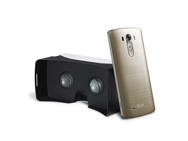 LG presenta il primo kit di realtà aumentata per G3