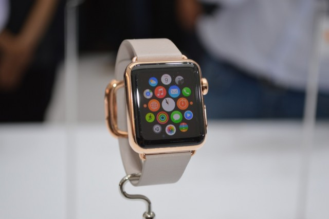 Apple Watch Edition foto