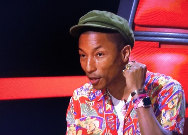 Apple Watch Pharrell Williams