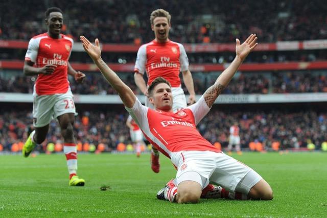 L'Arsenal è l'unica società nella Top 10 a non essere sponsorizzata da Nike o Adidas.