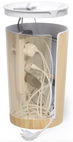 CableBin interno