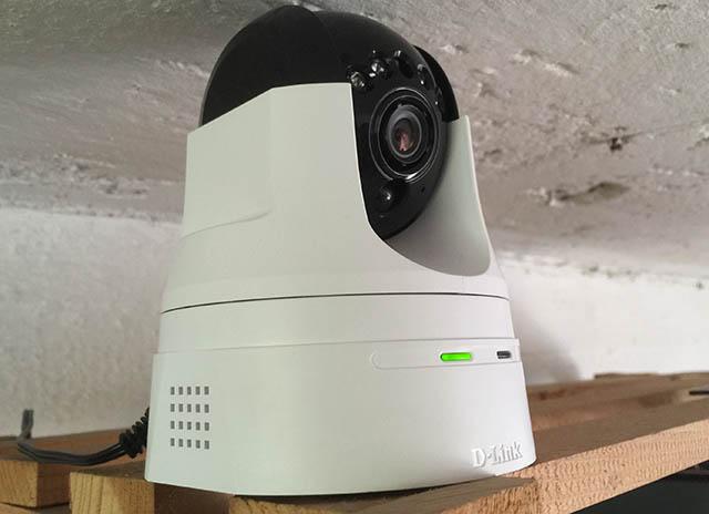 D-Link DCS-5222L videocamera
