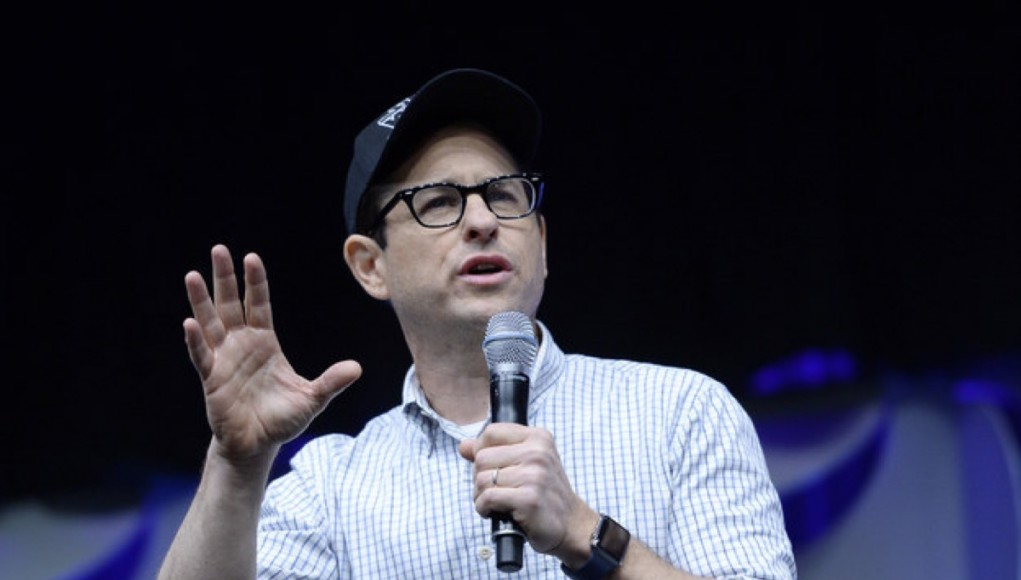 J.J. Abrams Apple Watch