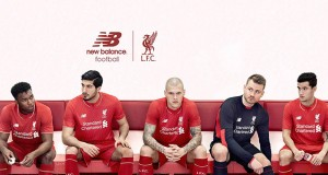 Nuove maglie liverpool