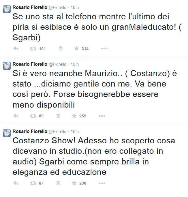 Twitter Fiorello Costanzo