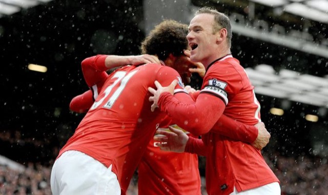Premier League: il City abdica nel derby, il Manchester United vince 4-2