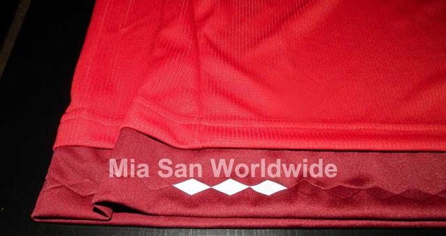 bayer monaco maglia 15-16