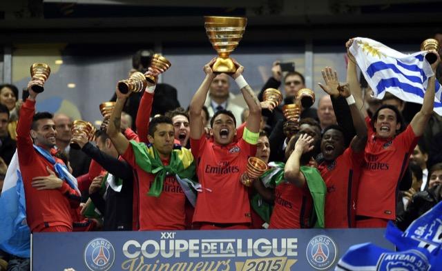 Coppa di Lega, il PSG vince il primo titolo battendo 4-0 il Bastia in finale
