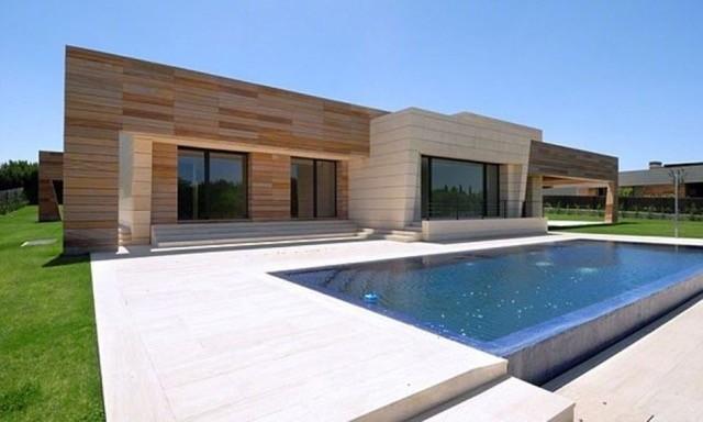 Case da sogno ecco le 10 pi belle dei calciatori overpress - Case bellissime con piscina ...