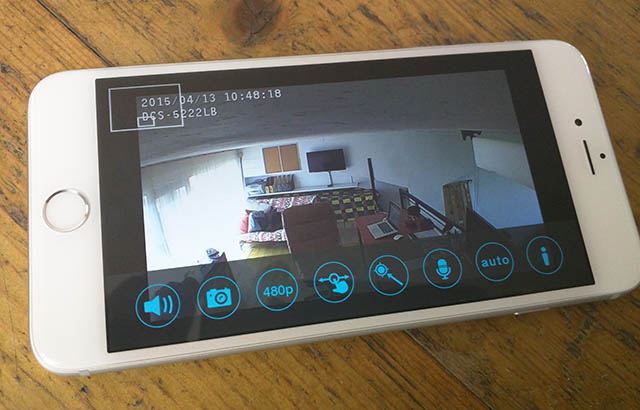 d-link videocamera smartphone
