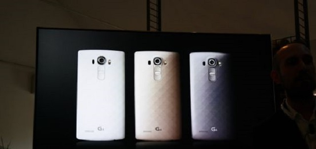 LG G4 colori