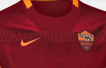 maglia roma 15-16