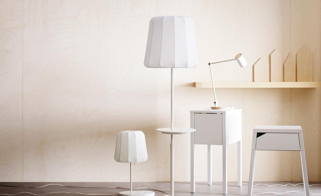 Ikea, la ricarica senza fili è integrata nei nuovi mobili   overpress