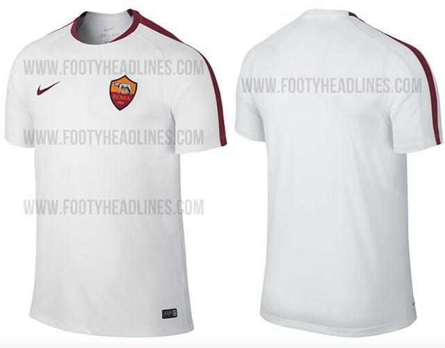 nike maglia roma 2015-2016