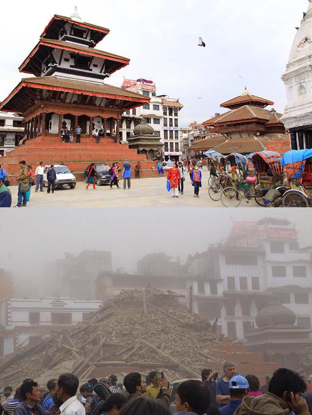 palazzo reale nepal