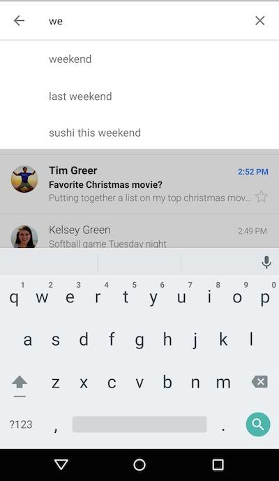 ricerca gmail