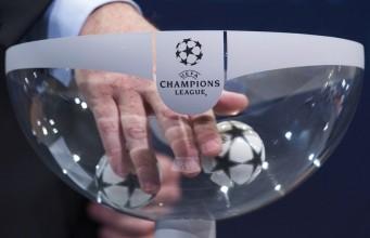sorteggi champions juve real