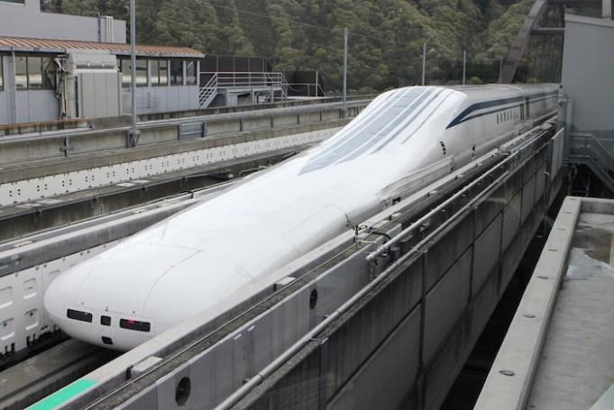 treno veloce giappone