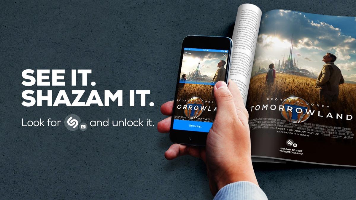 Shazam: dopo la musica riconosce anche gli oggetti
