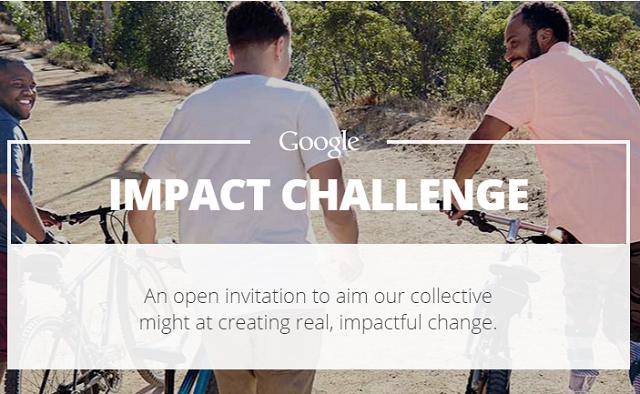 Google Impact Challenge: 20 milioni l'accessibilità