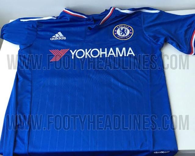 Chelsea nuova maglia 15-16