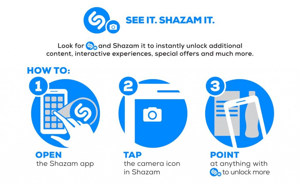 How To Visual Shazam