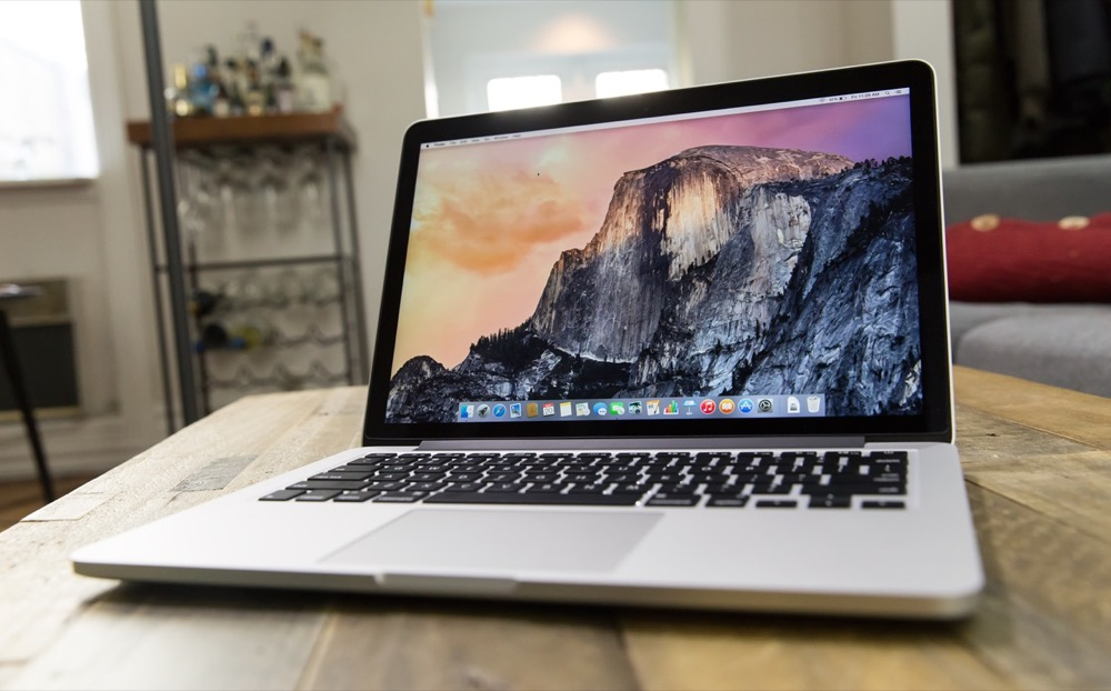 MacBook Pro da 15 pollici con display Retina