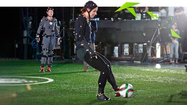 Motion Capture FIFA 16