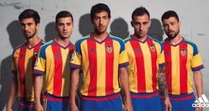 Valencia adidas 2015-2016