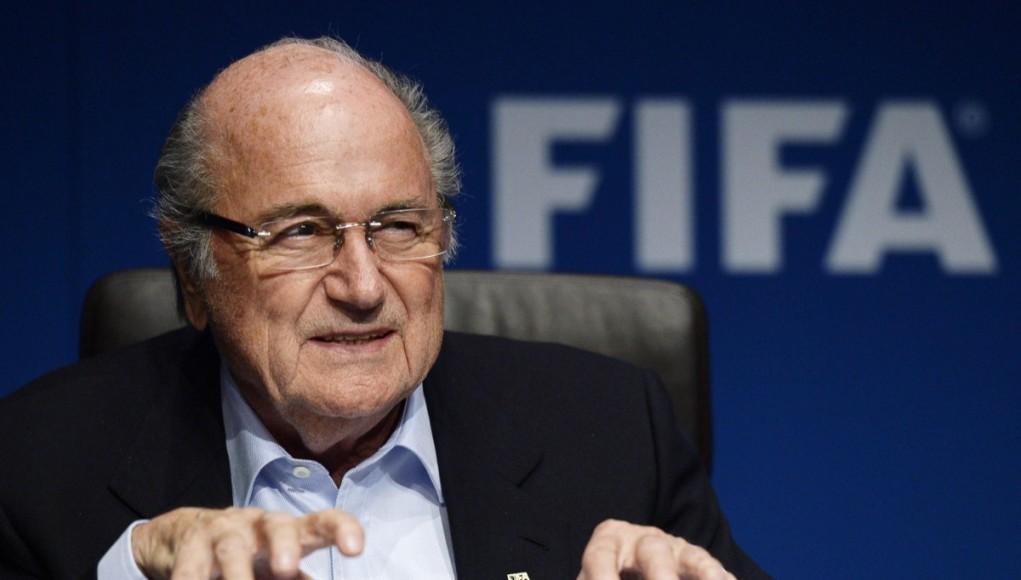 Blatter arrestato