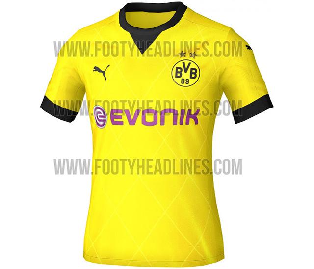 Maglia Home Borussia Dortmund originale