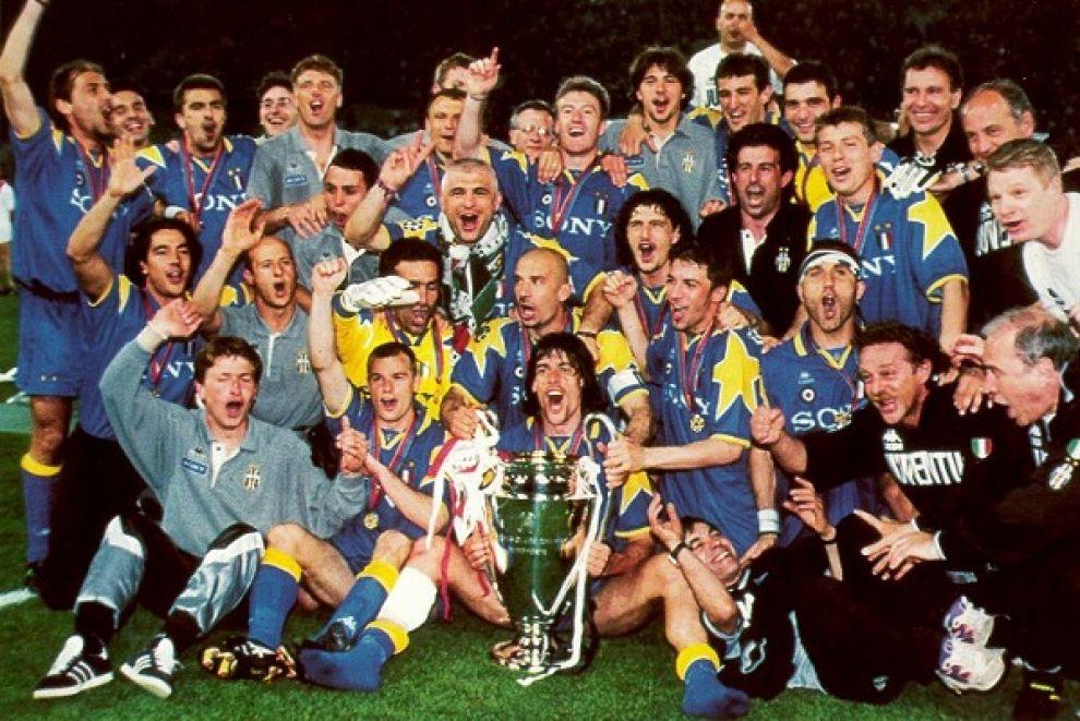 Juventus Champions 1995